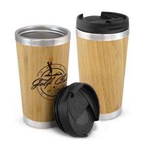 Mug à café bambou